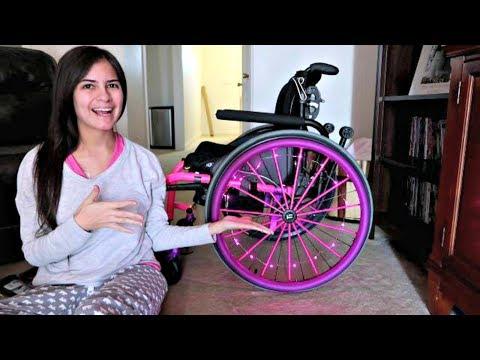 ♿ New Wheelchair Gadgets & SmartDrive Repair! 🔧 (3/23/18)