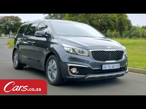 Kia Grand Sedona Carnival Review Best Family Car