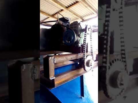 Machine Briquette