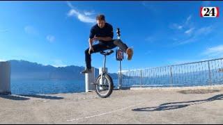 Le Blonaysan roi du monocycle