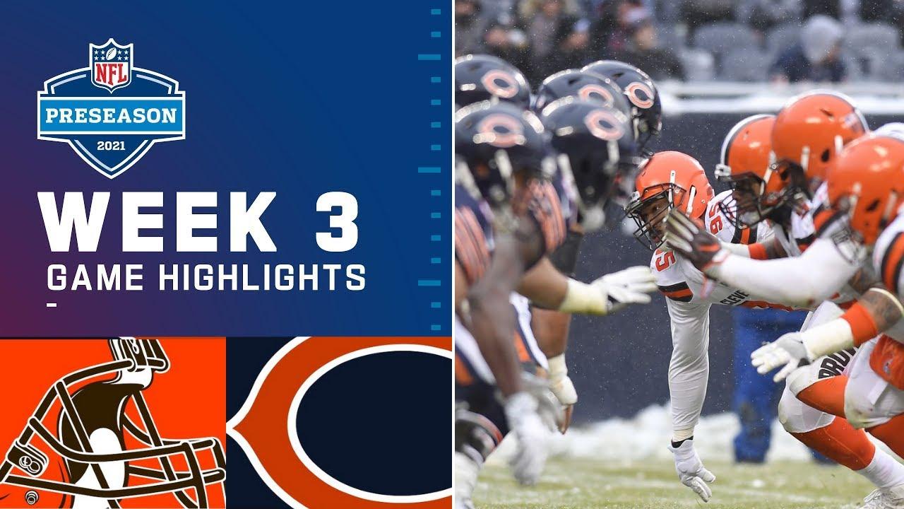 Bears vs. Browns - Game Recap - September 26, 2021 - ESPN
