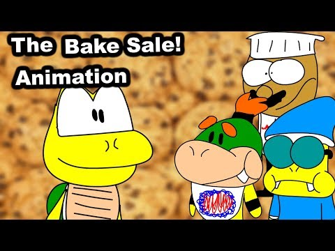 SML Movie: The Bake Sale! Animation