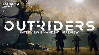 Four Years in the Making, Outriders is the Next Game from People Can Fly  | Gameumentary