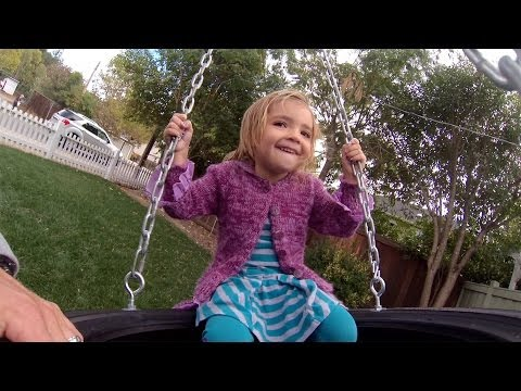 GoPro: Tire Swing with Tyler McQuarrie and Daughter