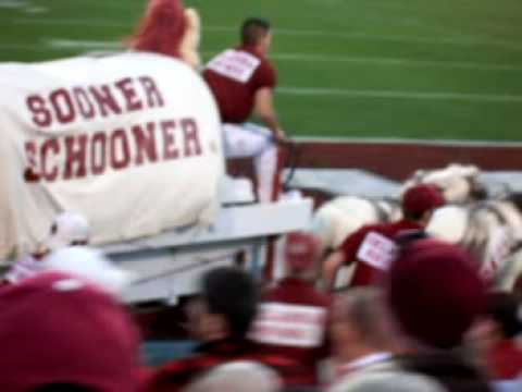 Oklahoma Sooner Schooner