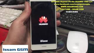 Huawei P9 lite HUAWEI VNS-L31 REMOVE FRP SOLUTION 2 NEW SECURITY Android 6.0 Marshmallow
