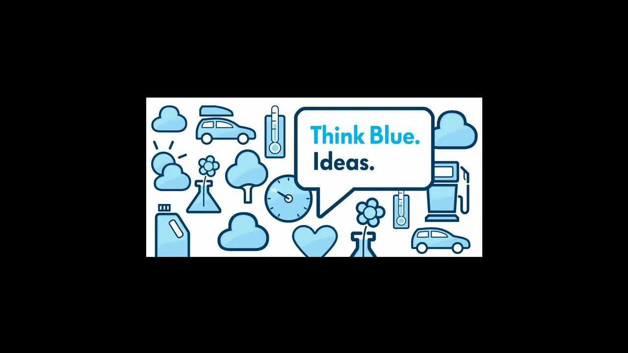 think blue by tiziano lamberti vw werbung full song loop youtube. Black Bedroom Furniture Sets. Home Design Ideas