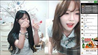 박민정♥ 코코언니랑 합방!!#2