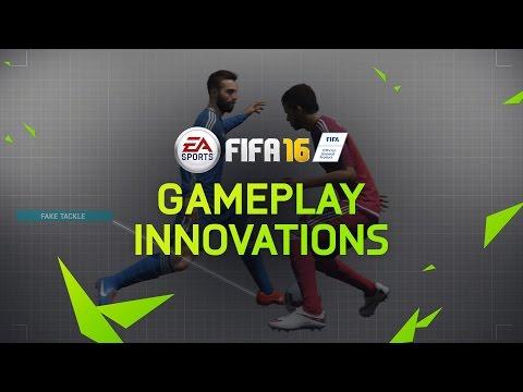 FIFA 16 Gameplay Innovations: Defense, Midfield, Attack