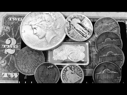 Unbelievable 1800's Silver, Rare Coins & Bank Notes! & More! I Can't Believe My Eyes!