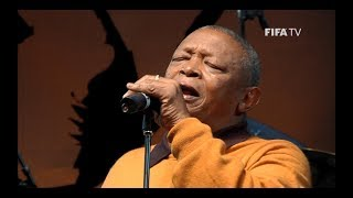 """An international joy..."" Tribute to Hugh Masekela"