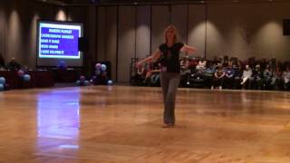 She Gives Me Love Line Dance @ 2014 Vegas Dance Explosion by Brenda Shatto