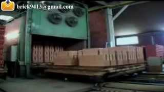 This Video Previously Contained A Copyrighted Audio Track. Due To A Claim By A Copyright Holder, The Audio Track Has Been Muted.     Building Fully Automatic Brick Factory With Tunnel Kiln(email To Brick9413@sina.com)