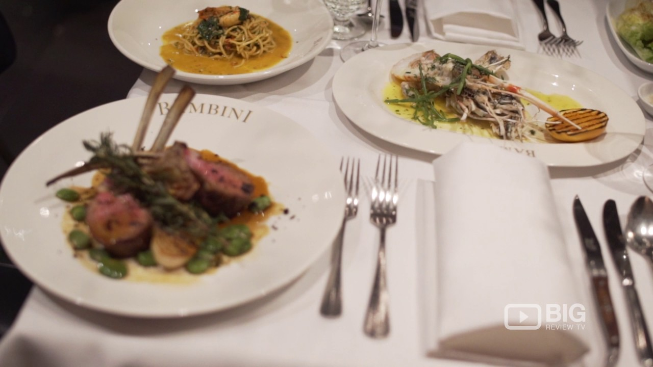 Bambini Trust A Restaurants In Sydney Serving Pasta And Wine