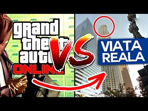 GTA V vs VIATA REALA