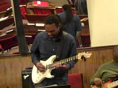 Jam Session with Alton Elmore, Morales Taylor, John Tillman, Anthony Carter and Dwayne Simpson
