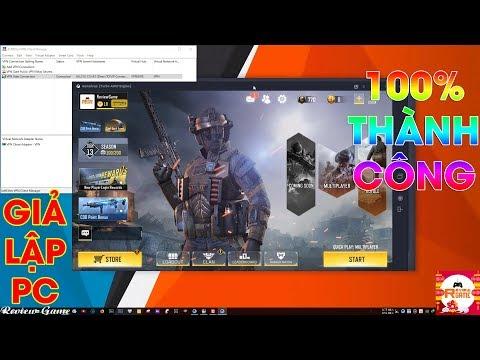 Call Of Duty Mobile - Cách Chơi Trên Giả Lập PC Gameloop Cực Chi Tiết Cực Mượt Thành Công 100%