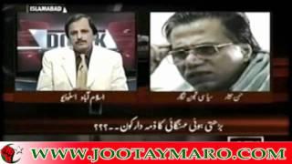 Hassan Nisar reality of Pakistan and Pakistani public