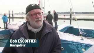 Olmix sur la terre ferme ! Interview avec Bob Escoffier