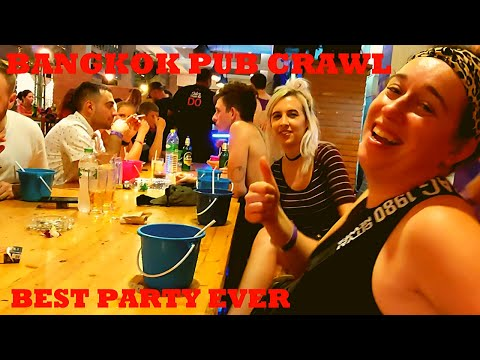 Best Bangkok Party In Rs. 1100-The Mad Monkey Bangkok Pub Cr