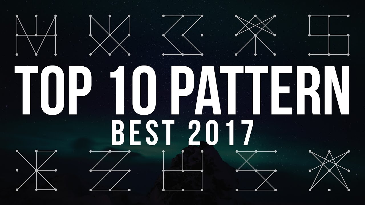 Top 10 Pattern Lock On Android Phone 2017 Youtube