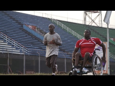 'SPIRIT': Sierra Leone's Hope for 2016 Paralympics