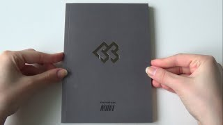 Unboxing BTOB 비투비 5th Korean Mini Album MOVE