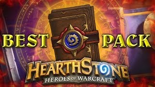 BEST HEARTHSTONE PACK EVER! THEM LEGENDARIES! [Revilum reacts]