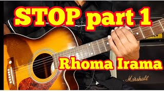 TUTORIAL MELODI LAGU STOP PART 1 - Melodi Awal (RHOMA IRAMA) II Tutorial Melodi Dangdut Termudah