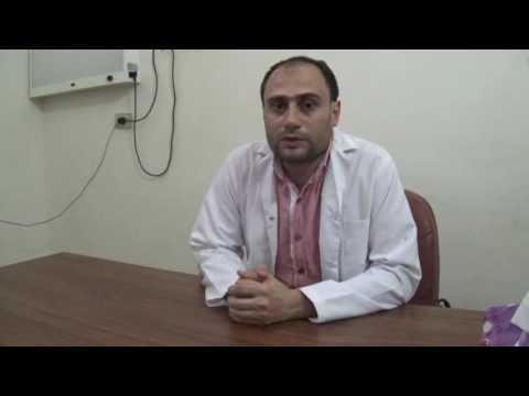 SAMS's Dr. Tennari Speaks on Chemical Attacks in Syria
