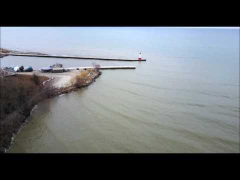 Mavic Pro Drone Footage of Oakville Ontario 3-6-17