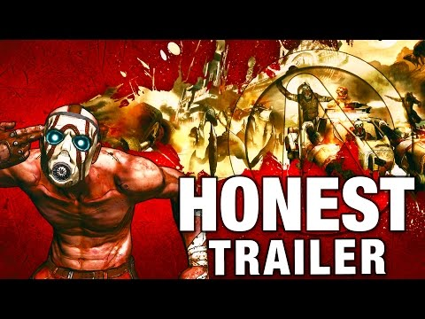 BORDERLANDS (Honest Game Trailers)
