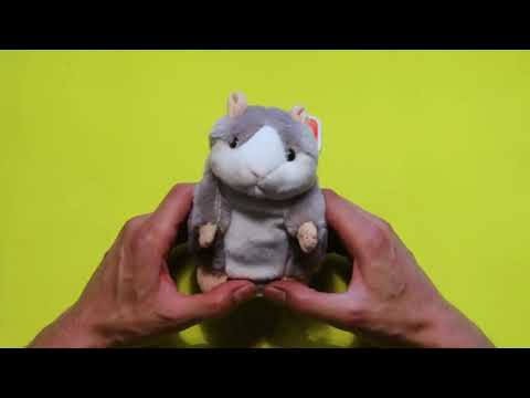 Talking Hamster Funny Toy