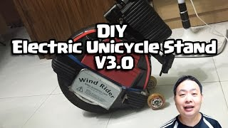 DIY Stand v3.0 For Any Electric Unicycle