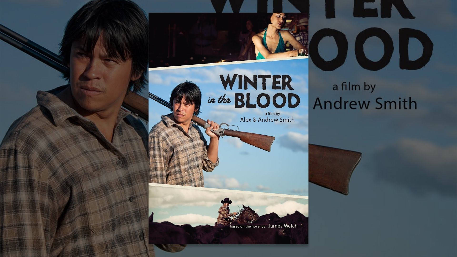 winter in the blood Get this from a library winter in the blood [james welch] -- a tale narrated by a sensitive young man living on the blackfeet reservation in montana and his.