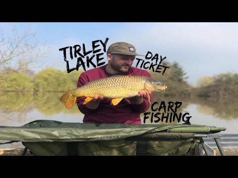 Tirley Lake || Day Ticket Carp Fishing || Martyns Angling Adventures