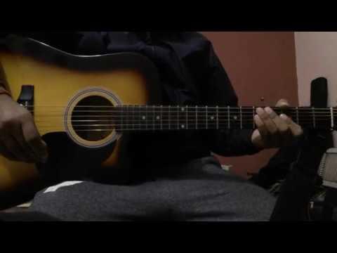 Lae Dooba Sunidhi Chauhan Aiyaary Guitar Chords & strumming lesson
