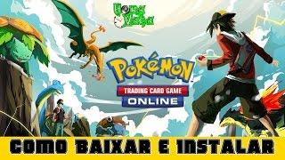 Como Baixar e Instalar o Jogo Oficial de pokemon Online para Pc - Pokemon TCG
