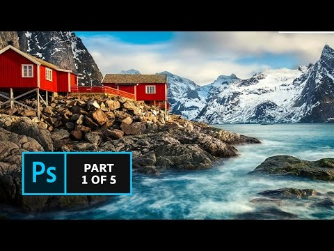 Editing Photos: How To Open, Crop & Straighten In Photoshop | Adobe Creative Cloud