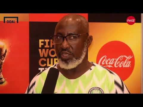 Goal Nigeria - Nigerians express satisfaction with the Coca-Cola World Cup Trophy tour!