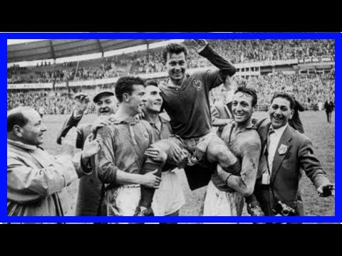 Breaking News | Iconic World Cup players: France goal scorer Just Fontaine in 1958