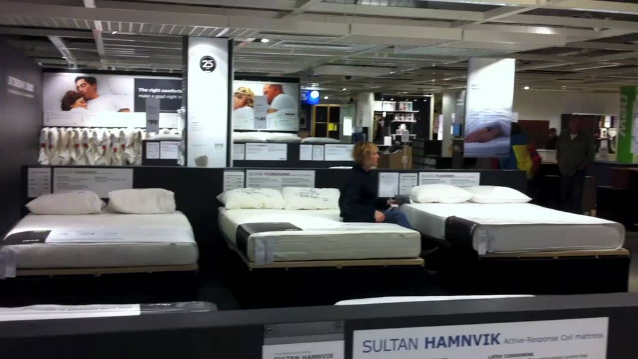 My 1st time at ikea youtube for What time does ikea close
