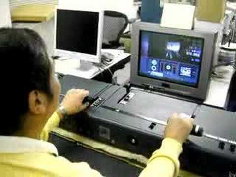 Review - Raildriver Desktop Cab Controller - YouTube