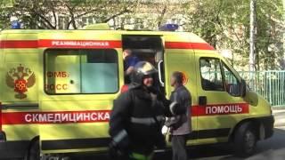Пожар в квартире жилого дома г. Северск 2011 год (спасение шестерых детишек)