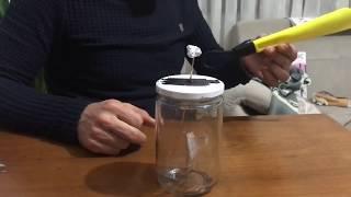 Elektroskop Nasıl Yapılır