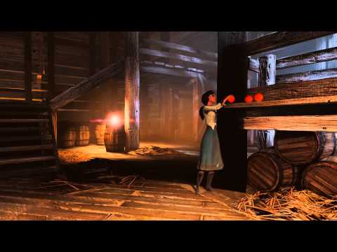 "Bioshock Infinite Song ""Will the Circle Be Unbroken?"" by Elizabeth and Booker"