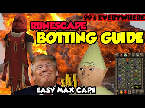 Runescape Botting: Introduction To Botting (UPDATED 2017)