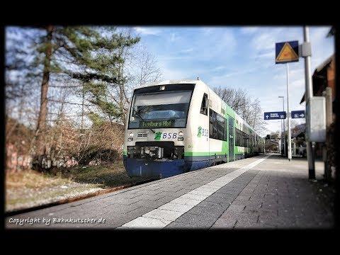 Führerstandsmitfahrt BSB Elzach-Freiburg