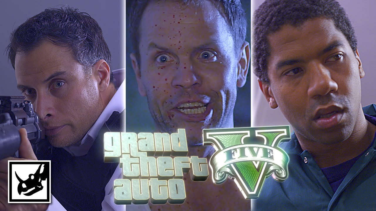 Grand Theft Auto V: Lucid (Live Action GTA V Movie)   Gritty Reboots