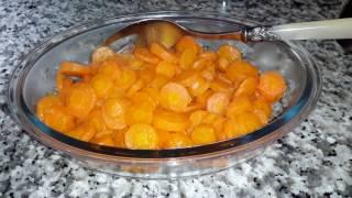 Жареная морковь  /// carota rosolata